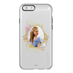 Incipio Feather® Shine iPhone 6 Case with Iconic: Cinderella Framed design