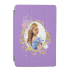 iPad mini Cover with Iconic: Cinderella Framed design