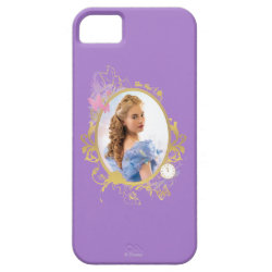 Case-Mate Vibe iPhone 5 Case with Iconic: Cinderella Framed design