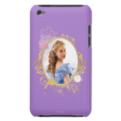 Case-Mate iPod Touch Barely There Case with Iconic: Cinderella Framed design