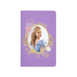 Pocket Journal with Iconic: Cinderella Framed design