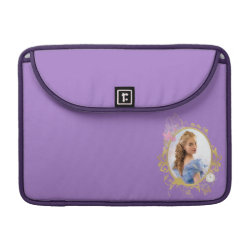Macbook Pro 13' Flap Sleeve with Iconic: Cinderella Framed design