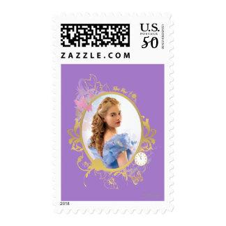 Cinderella Ornately Framed Postage