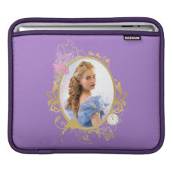 iPad Sleeve with Iconic: Cinderella Framed design