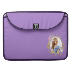 Macbook Pro 15' Flap Sleeve with Iconic: Cinderella Framed design