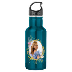 Iconic: Cinderella Framed Water Bottle (24 oz)