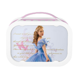Cinderella Photo With Letter Yubo Lunchbox
