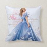 Cinderella Photo With Letter Pillow