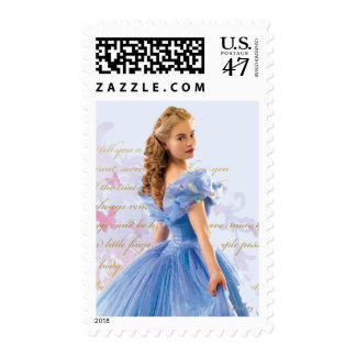 Cinderella Photo With Letter Postage