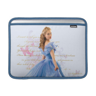 Cinderella Photo With Letter Sleeve For MacBook Air
