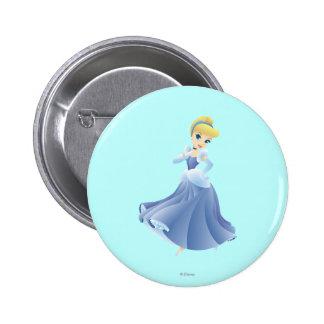 Cinderella Posing Pins