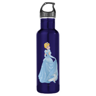 Cinderella Princess 2 24oz Water Bottle