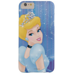 Case-Mate Barely There iPhone 6 Plus Case with Starry Night Princess Cinderella design