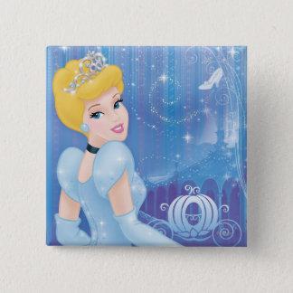 Cinderella Princess Button