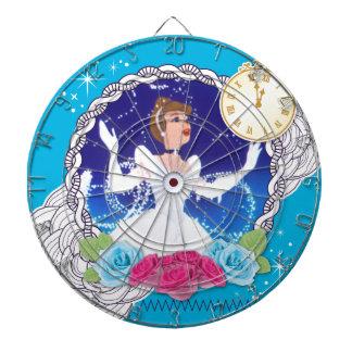 Cinderella - Princess Cinderella Dartboard With Darts