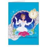 Cinderella - Princess Cinderella Greeting Card