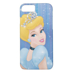 Case-Mate Barely There iPhone 7 Case with Starry Night Princess Cinderella design