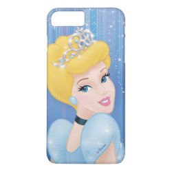 Case-Mate Tough iPhone 7 Plus Case with Starry Night Princess Cinderella design