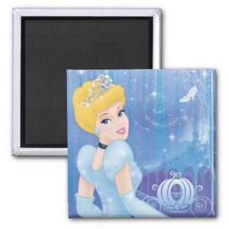 Cinderella Princess zazzle_magnet