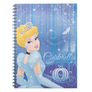 Cinderella Princess Notebook