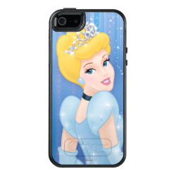 OtterBox Symmetry iPhone SE/5/5s Case with Starry Night Princess Cinderella design