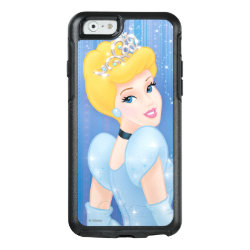 OtterBox Symmetry iPhone 6/6s Case with Starry Night Princess Cinderella design