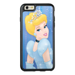 OtterBox Symmetry iPhone 6/6s Plus Case with Starry Night Princess Cinderella design
