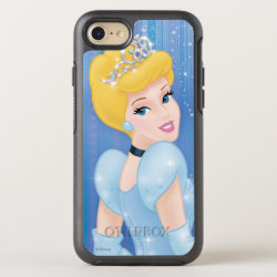 OtterBox Apple iPhone 7 Symmetry Case with Starry Night Princess Cinderella design