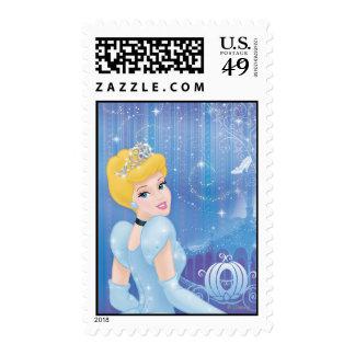Cinderella Princess Postage