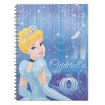 Cinderella Princess Spiral Note Books
