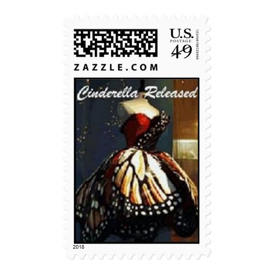 Cinderella Released Postage