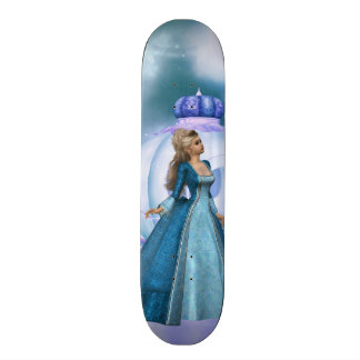 Cinderella Skateboard Deck