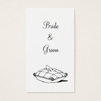 Cinderella Slipper on Pillow Custom Wedding Tag