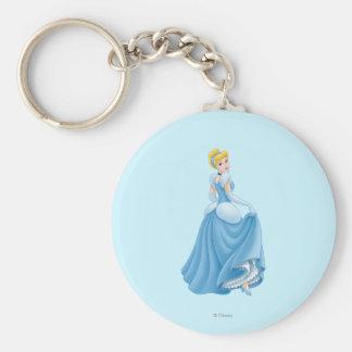 Cinderella Standing Key Chains