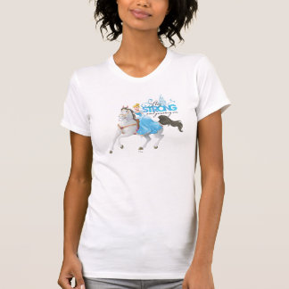 Cinderella | Stay Strong And Journey On T-Shirt