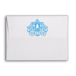 Cinderella Wedding | Carriage Envelope