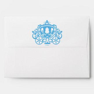 Cinderella Wedding | Carriage Envelope