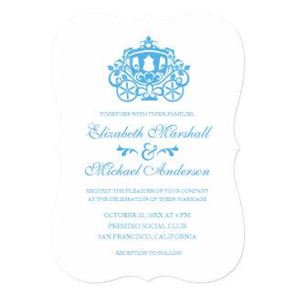 Cinderella Wedding | Carriage Invitation