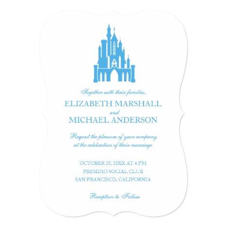 Castle Invitation
