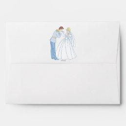 Cinderella Wedding | Classic Envelope