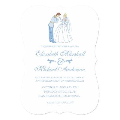 cinderella s engagement announcement zazzle com