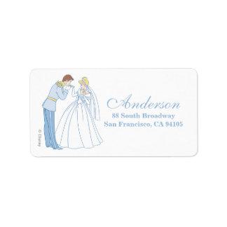 Cinderella Wedding | Classic Label