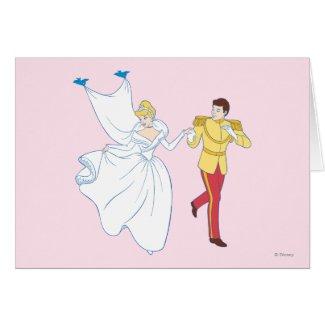 Cinderella Wedding Greeting Cards