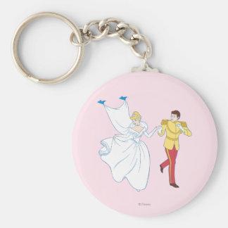 Cinderella Wedding Key Chains