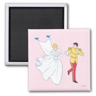 Cinderella Wedding Magnet