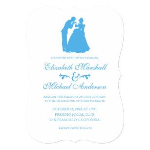 cinderella wedding invitations zazzle