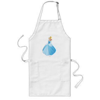 Cinderella With Gus & Jaq Long Apron