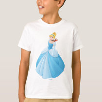 Cinderella With Gus & Jaq T-Shirt
