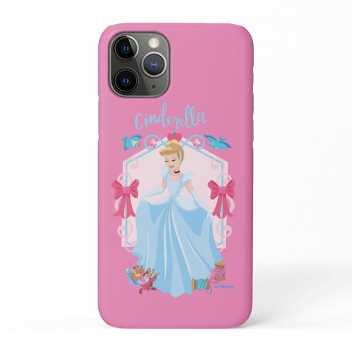 Cinderella With Gus & Rufus iPhone 11 Pro Case