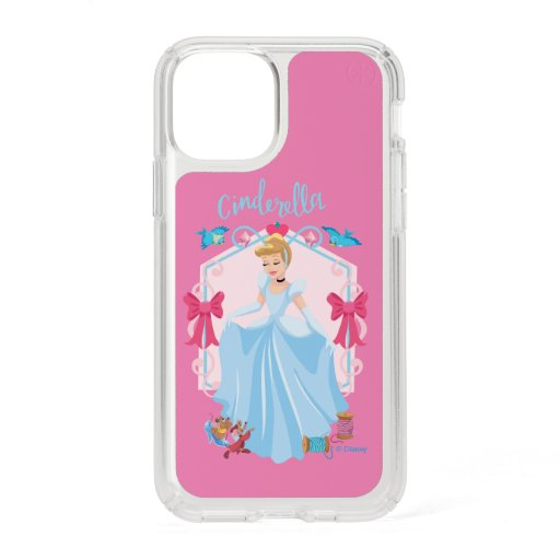 Cinderella With Gus & Rufus Speck iPhone 11 Pro Case
